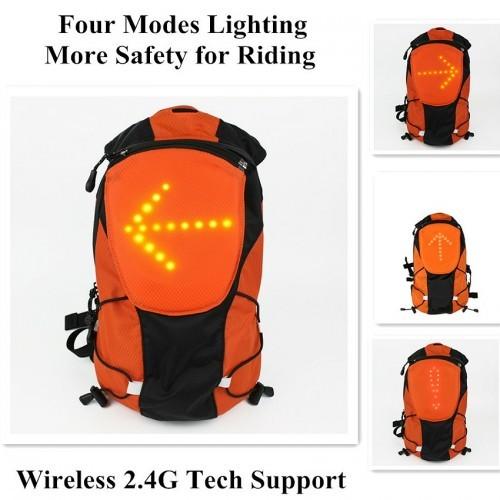 LED bakpoki