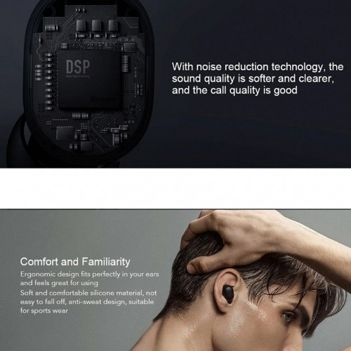 Mi True Wireless Earbuds Basic S