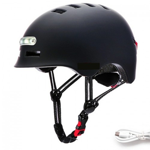 Helmet Front & Back Light