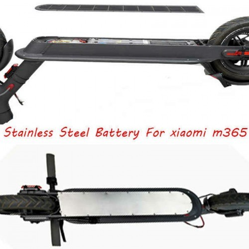 Chassis Shield Battery Bottom Cover Protection Stainless Steel Plate