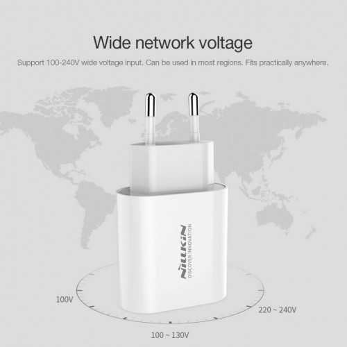 18W Fast Charger Adapter