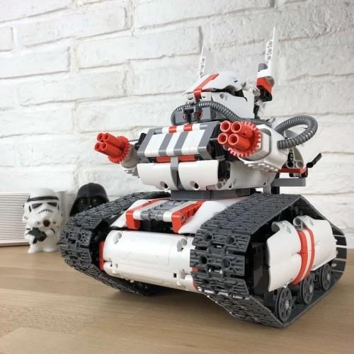 Mi Robot Builder Rover