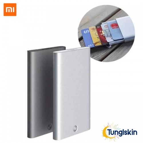 Mi Automatic Business Card Case