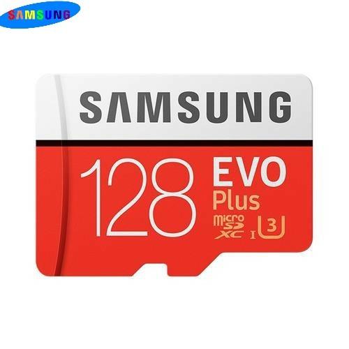 Samsung Evo Plus 128 GB Minniskort