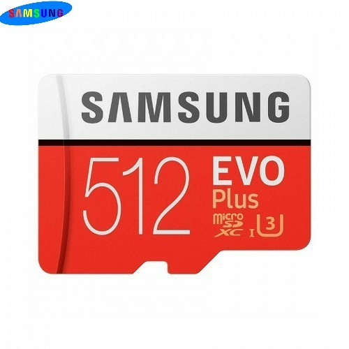 512 GB Samsung Evo Plus Memory Card