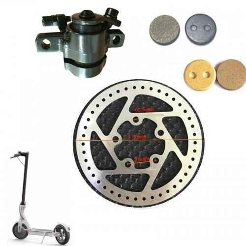 Disk Brake Seat + Pads + Disc Brake