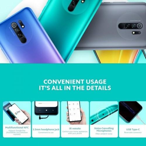 Redmi 9 NFC 4Gb+64Gb