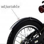 Qicycle Xiaomi EF1 Smart Bicycle Foldable Verkstæði og varahlutir / Parts