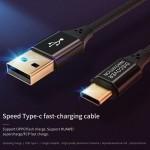 Cable fast charging/Hraðhleðslusnúra USB-C